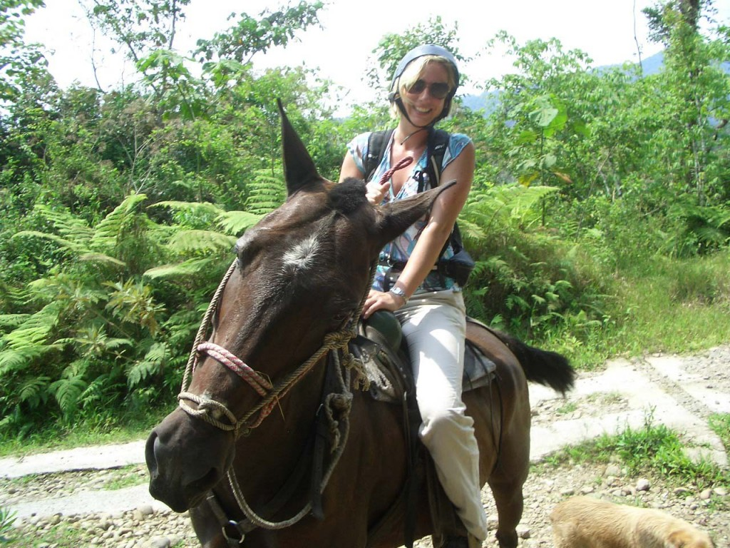 Adventure Activities in Costa Rica - horse riding
