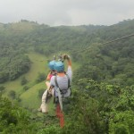 Beyond Blighty Travel Destinations - Zip Lining in Monteverde, Costa Rica