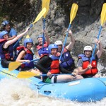 Beyond Blighty Travel Destinations - Rafting the Rio Pacuare, Costa Rica