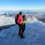 Beyond Blighty Travel Destinations - Climbing Cotopaxi Volcano, Ecuador