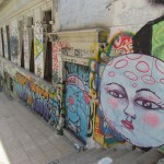 Street Art in Valparaiso