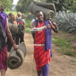 Beyond Blighty Travel Destinations - Visiting a Maasai Tribe, Tanzania