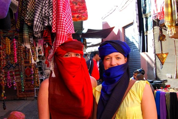 Things to do in Marrakech souks