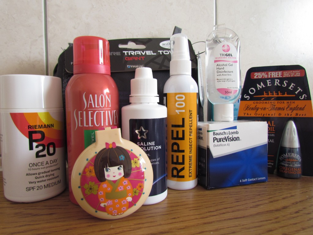 Best dozen posts of 2012 - toiletries