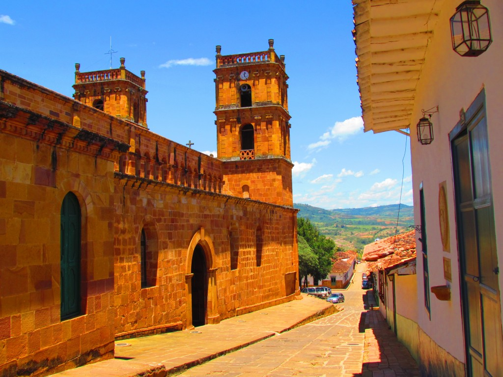 Barichara to Guane - Cathedral