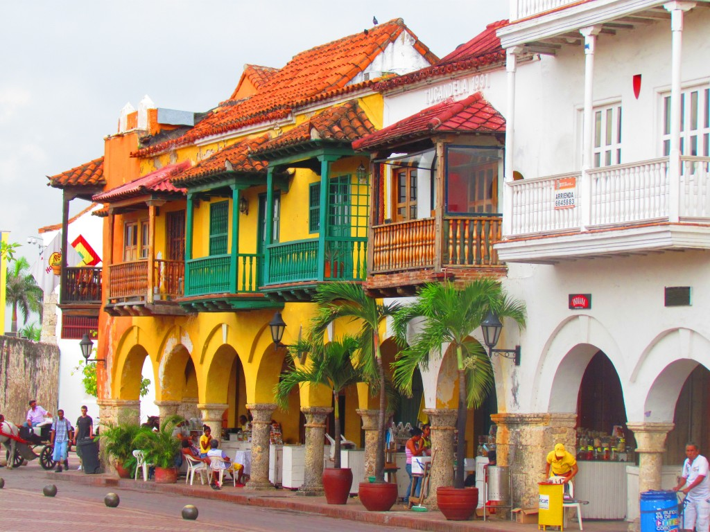 Cartagena City - Plaza de los Coches