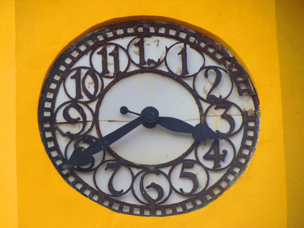 Cartagena City - clock
