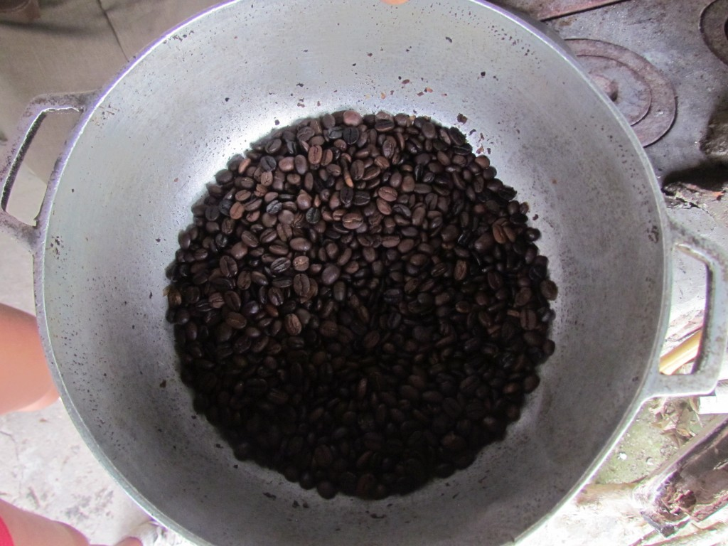 Salento Coffee Making Tour - beany goodness