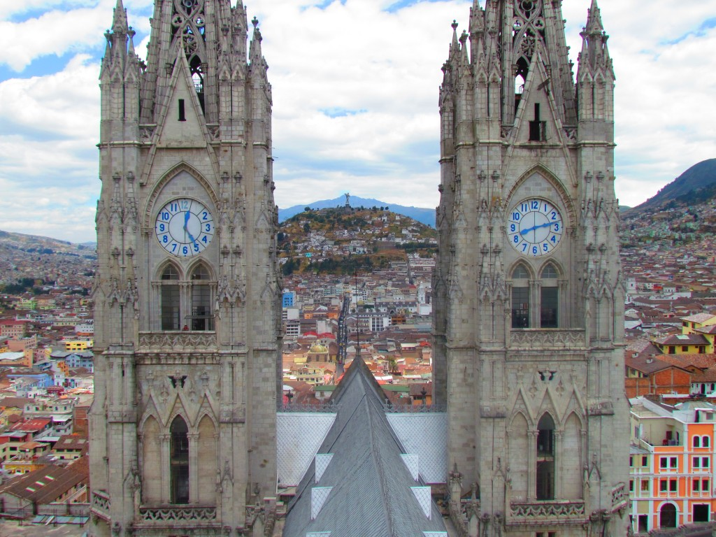 Is Quito Safe? - View From the Cathedral Bell Tower