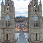 Quito: First Taste of Altitude Sickness