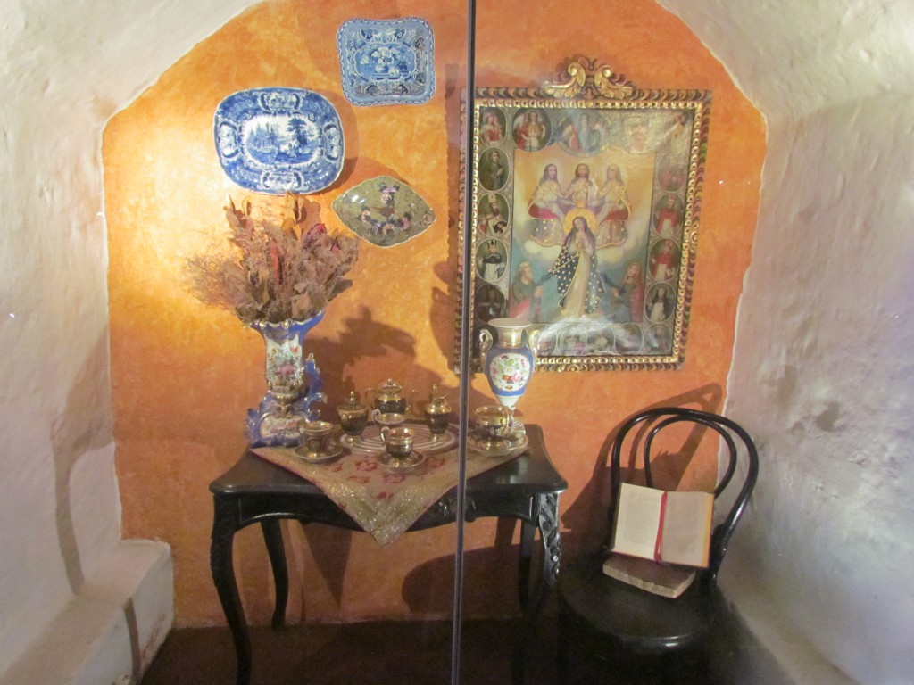 Santa Catalina Monastery - gifts for nuns