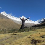 Hiking the Santa Cruz Trek (Huaraz)