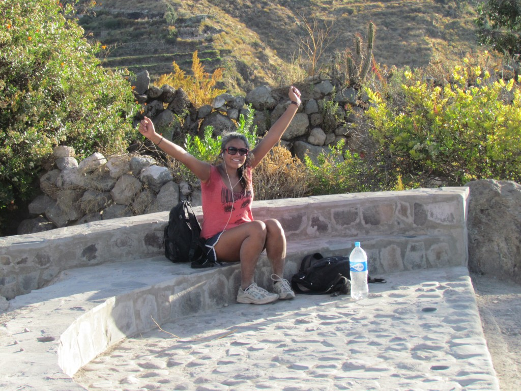 Colca Canyon - we made it!