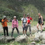 Jungle Trail to Machu Picchu