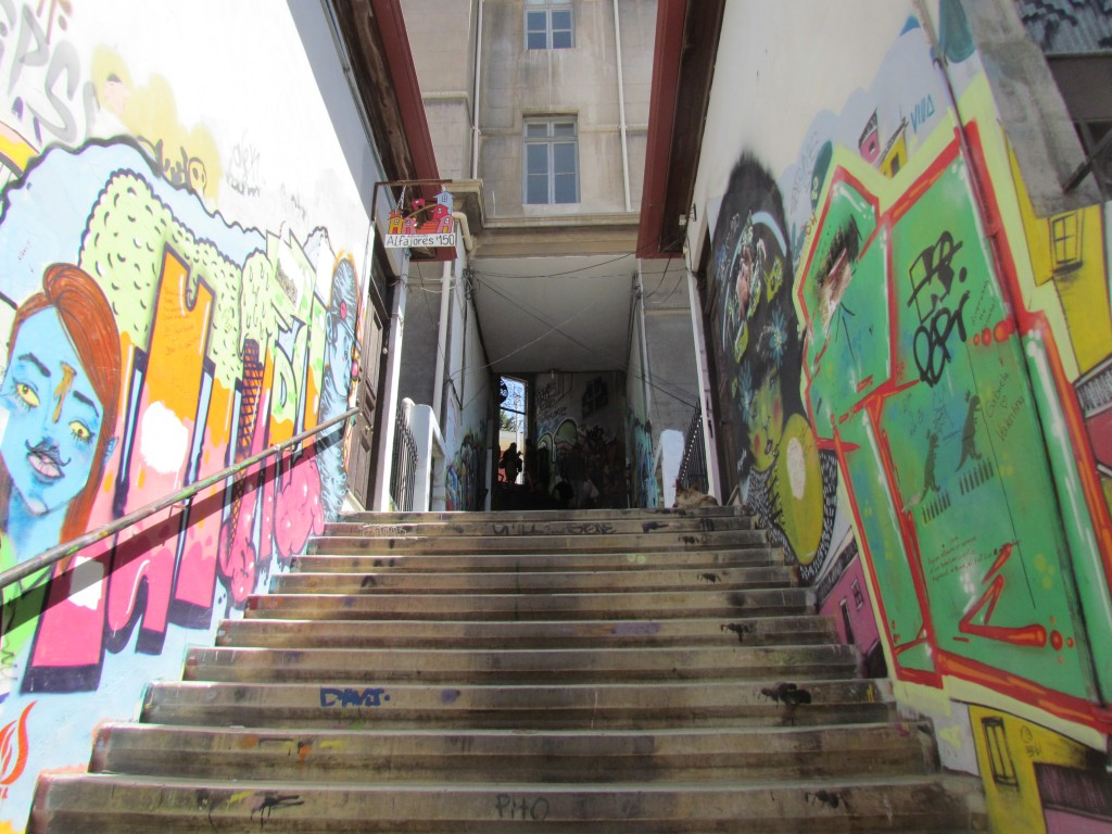 Graffiti doesn't have to be vandalism - Steps