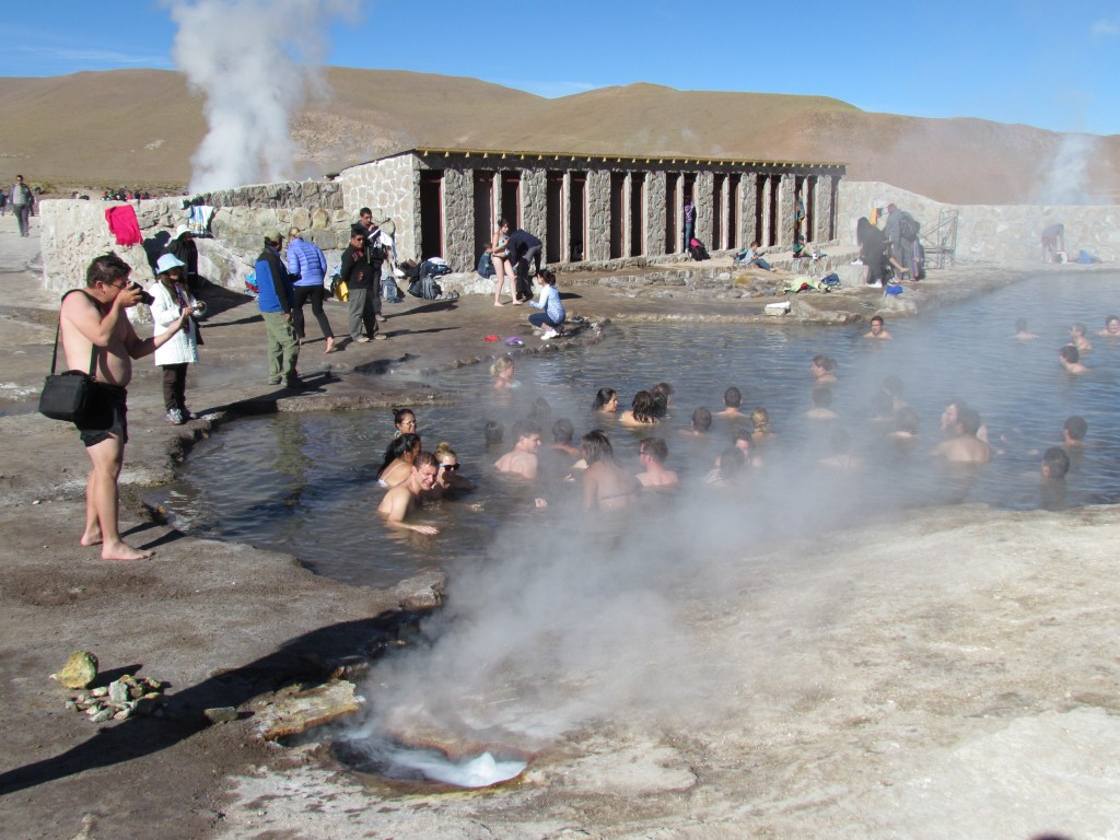 Best tours in San Pedro de Atacama - thermal baths