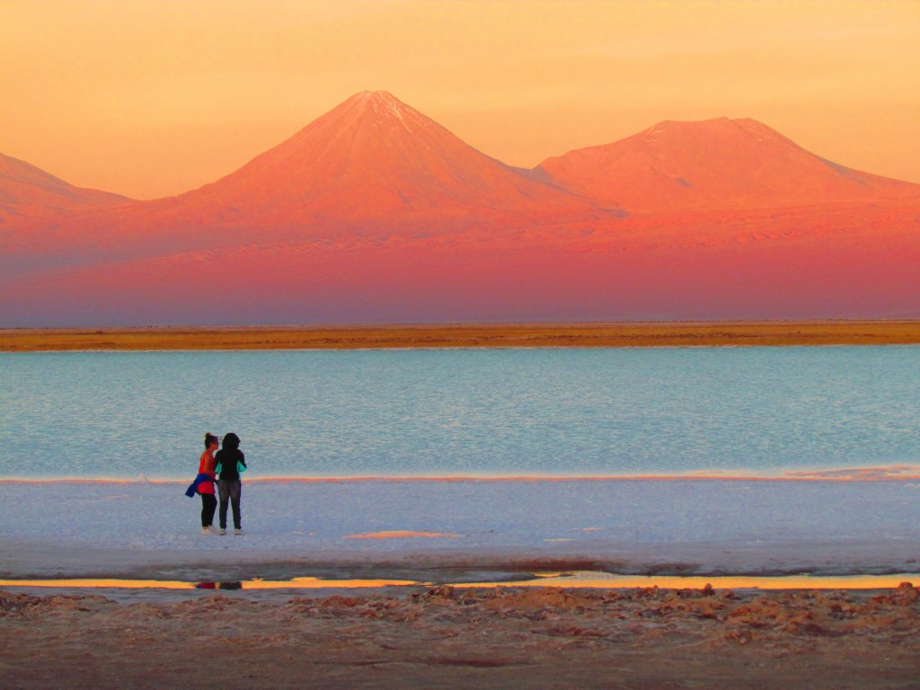 Best tours in San Pedro de Atacama - sunset