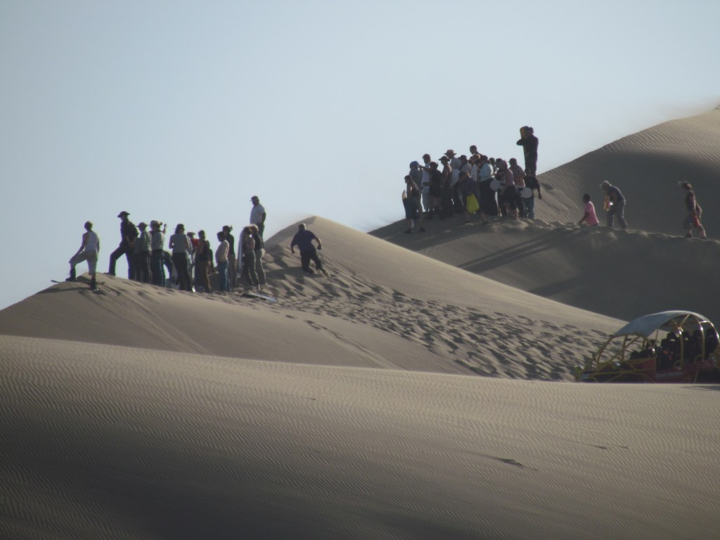 Peru in pictures - Huacachina