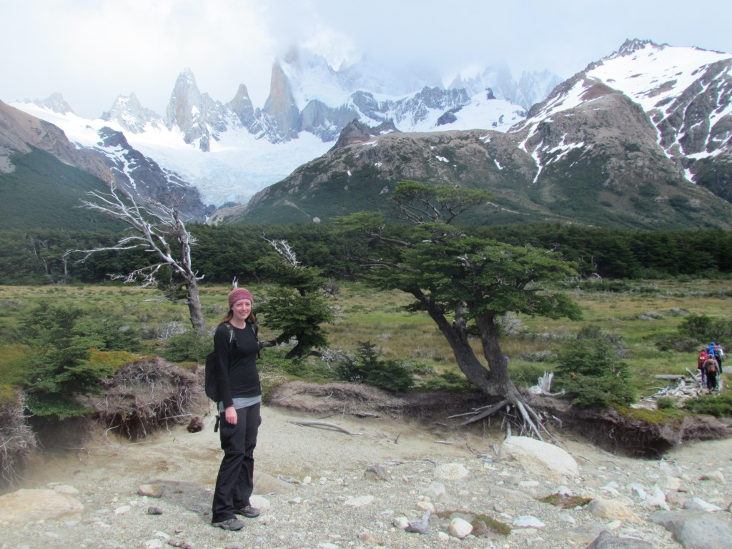 Hiking routes in El Chalten - Fitz Roy