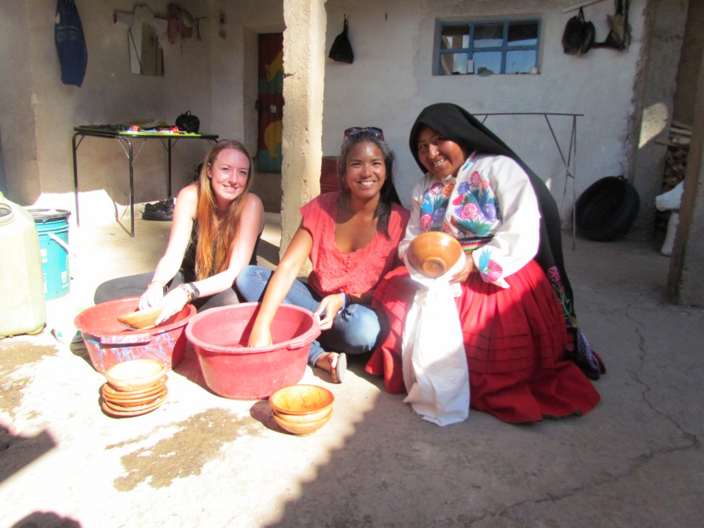 Peru in pictures - Amantani homestay