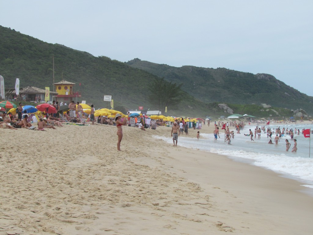 Best Beaches in Florianopolis - Praia Mole