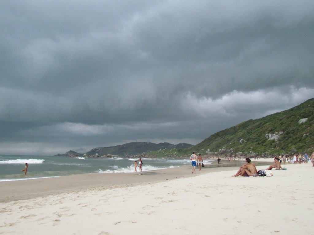 Best Beaches in Florianopolis - Galheta