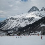 Best ski resorts for families in France