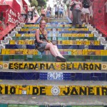 Death on the Lapa Steps