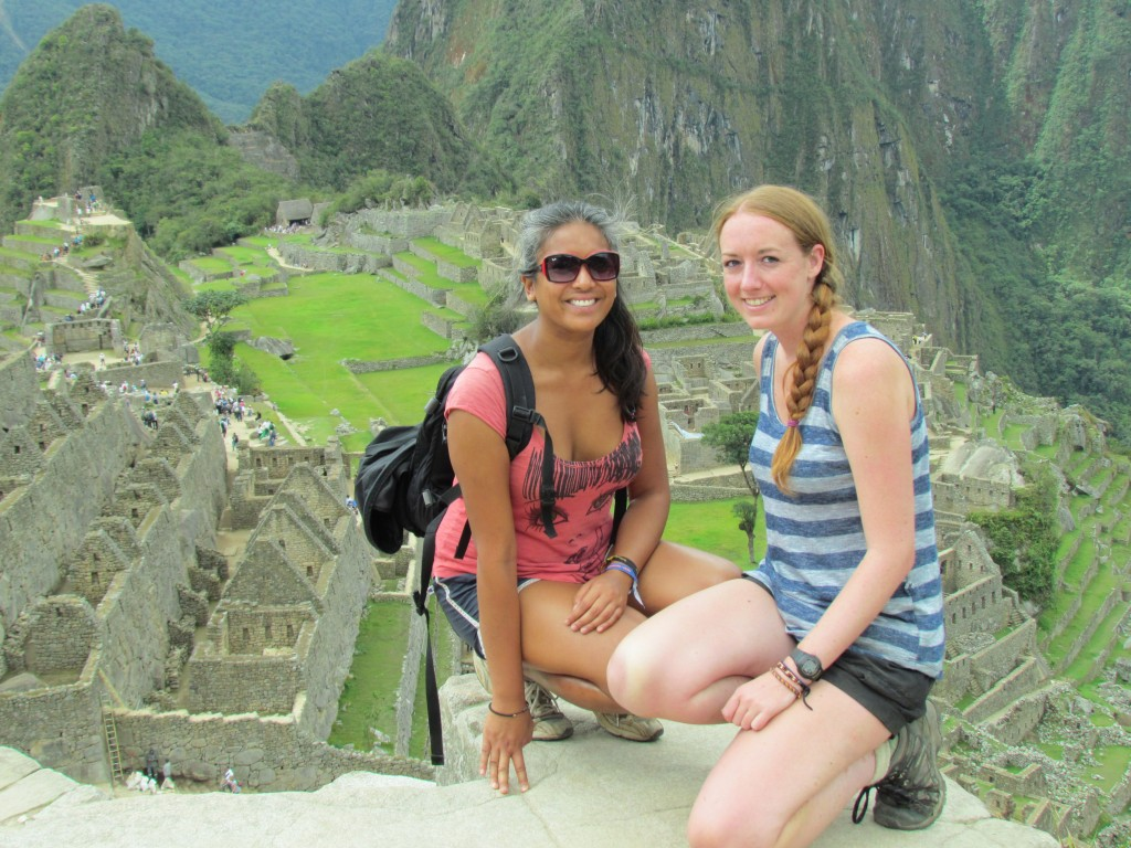 The downside to solo travel - Machu Picchu
