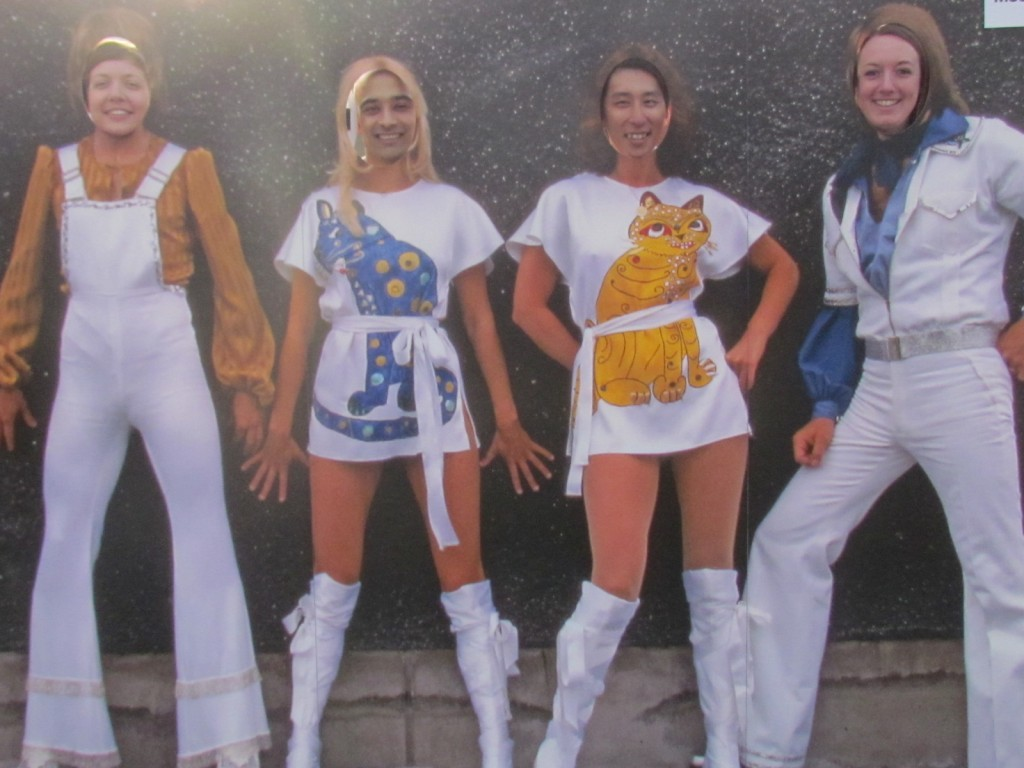 ABBA museum - collected by us