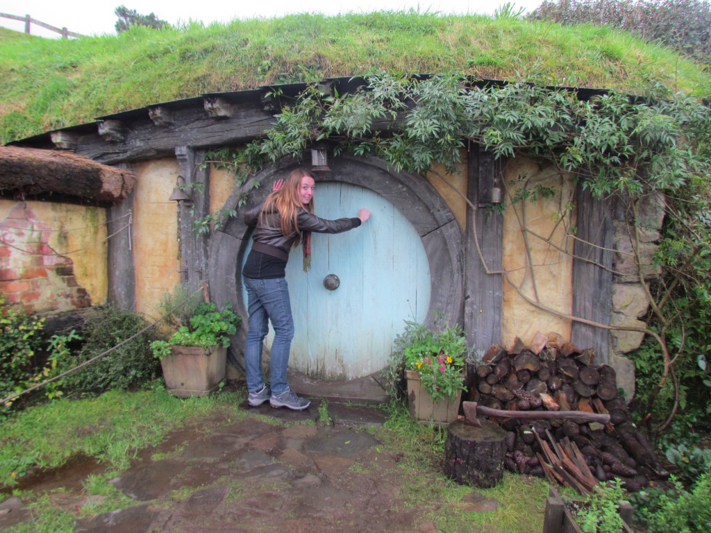 Highlights of New Zealand - Hobbiton