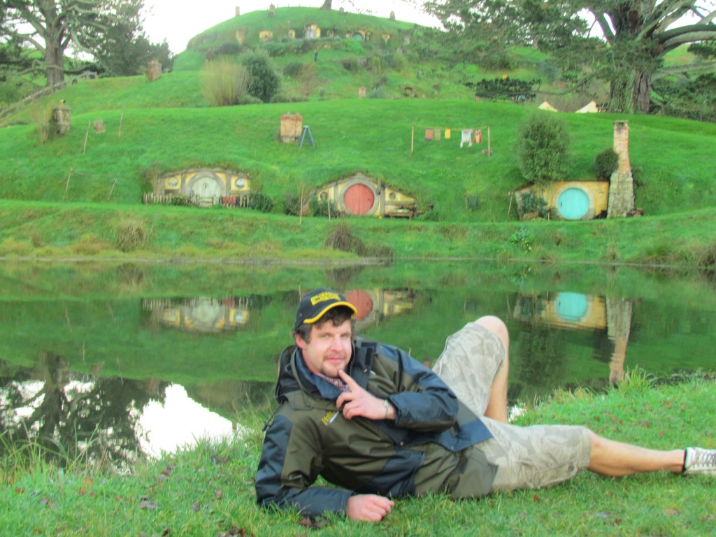 Hobbiton Movie Set Tours - Fred