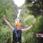 Gone AWOL Canyoning in Piha