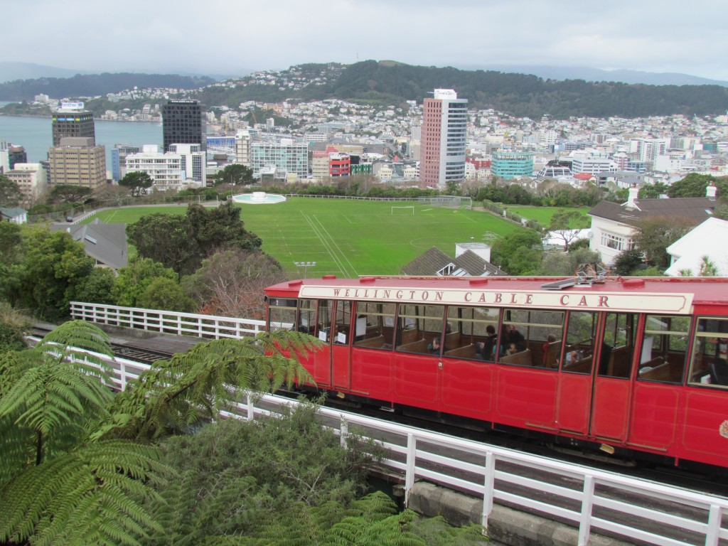 Things to do in Wellington - Cable car