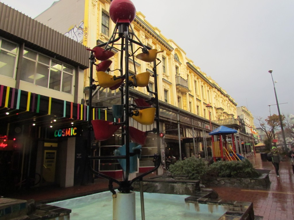 Things to do in Wellington - Cuba Street