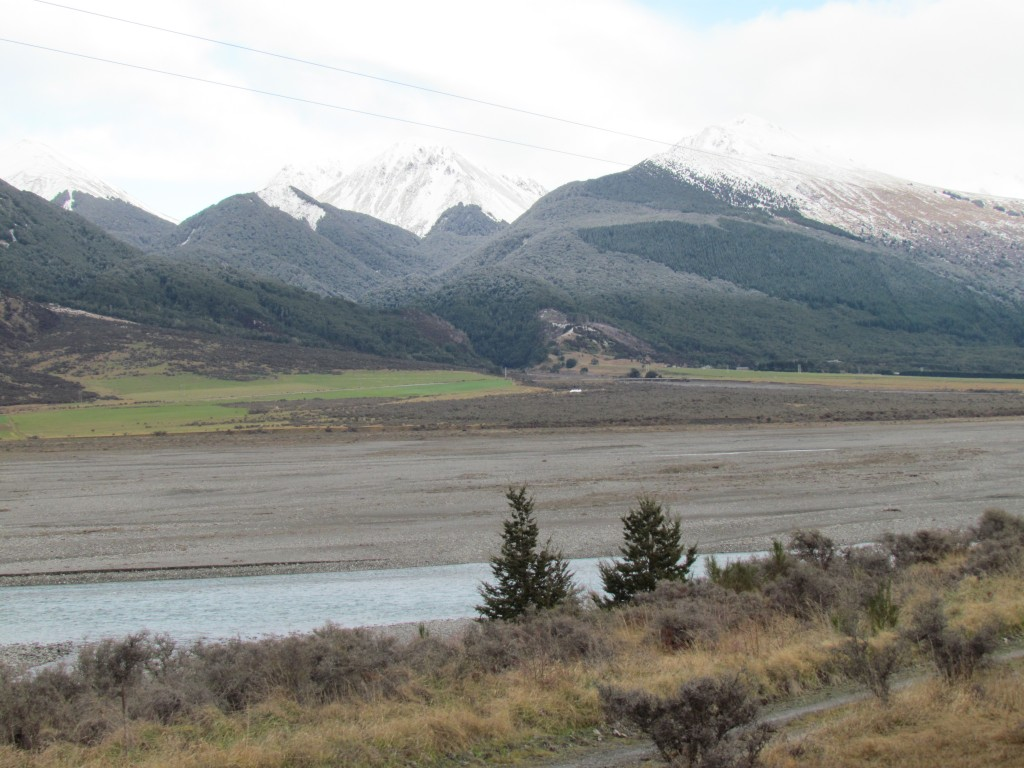 A Scenic Journey with KiwiRail - great views
