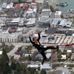 Beyond Blighty Travel Destinations - Queenstown Ledge Bungy, New Zealand