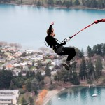 The Ledge Bungy: A Bungy With a Twist