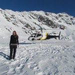 A Scenic Flight Over Franz Josef Glacier