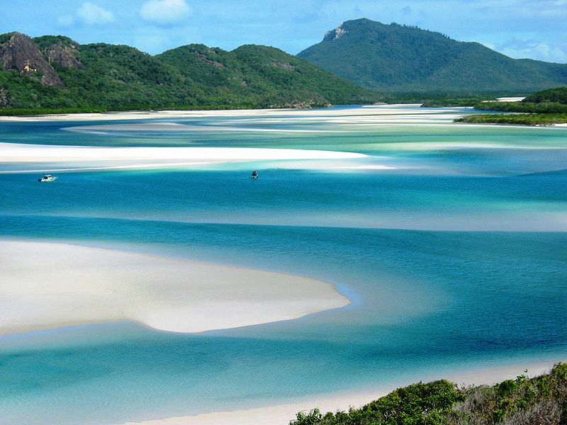 Finding Work in Australia - Whitsundays