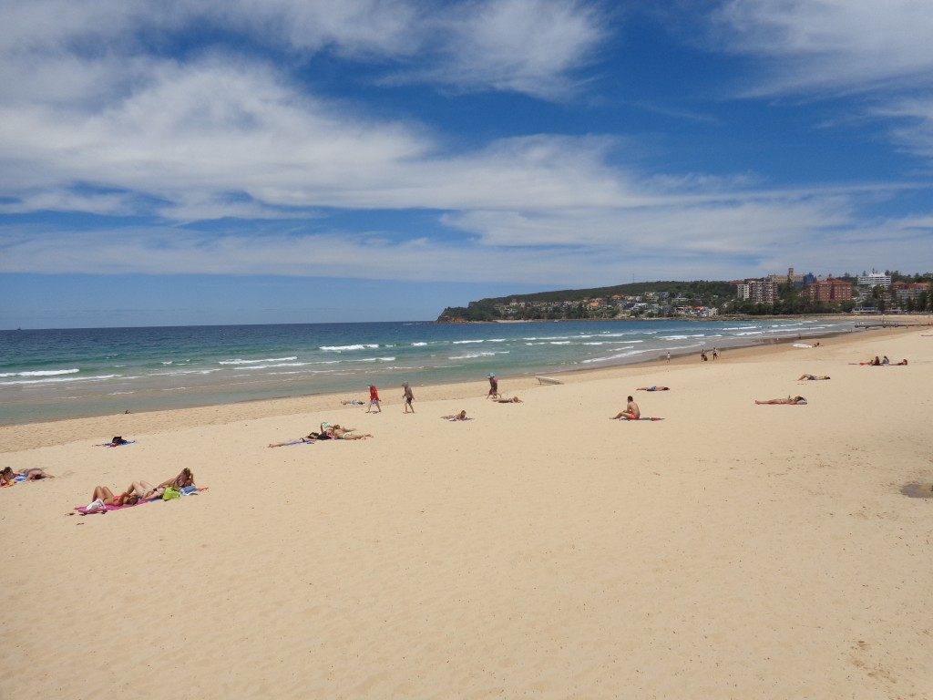 Best beaches in Sydney - Manly