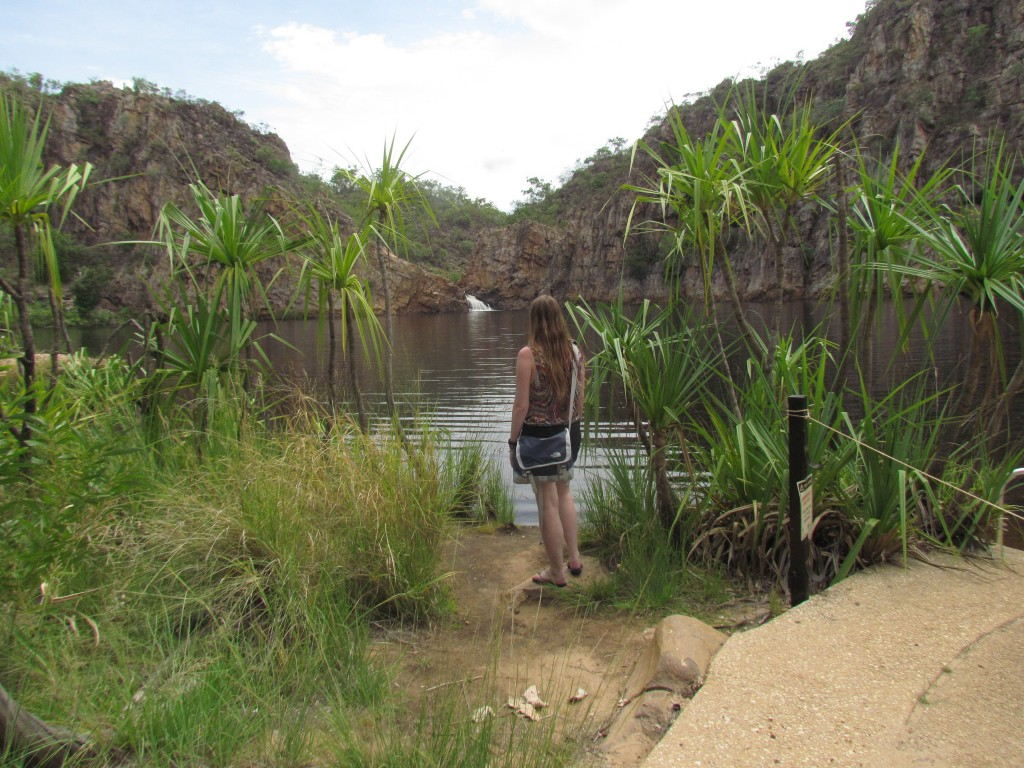 Rest Areas in Northern Territory - Edith Falls