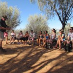 Aboriginal Bush Tucker Tour Near Alice Springs