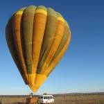 Outback Ballooning in Alice Springs