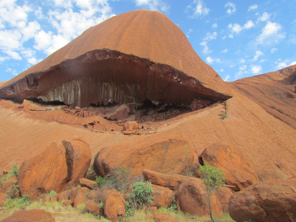 Ayers Rock Facts - features