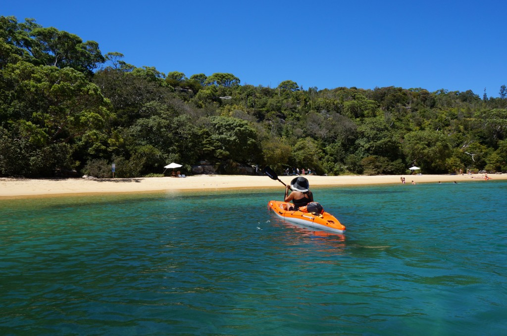 Manly Kayak Centre - Exclusive Beach