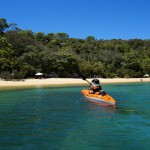 Beyond Blighty Destinations - Kayaking in Manly, Sydney, Australia