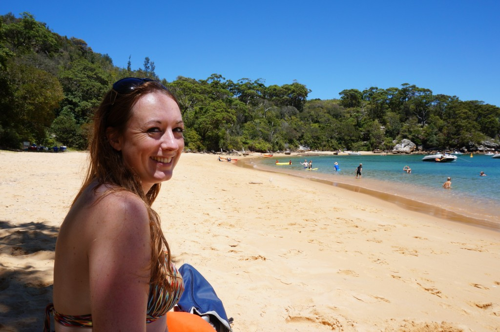 Manly Kayak Centre - Soaking up the Sun