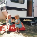 My Earliest Travel Inspiration: Caravan Holidays