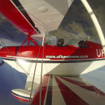 Beyond Blighty Travel Destinations - Flying a Stunt Plane in Abel Tasman, New Zealand